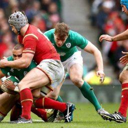 RBS6N: Ireland 16 Wales 16