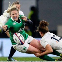 RBS6N: England Women 13 Ireland Women 9
