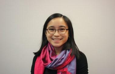 Diyyinah Jamora, candidate, vice-president equity. Photo: Graham Robertson.