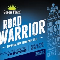 Green Flash Road Warrior Debuts This May