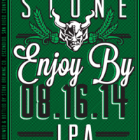 Stone Enjoy By 08.16.14 IPA Hits The Streets July 12th