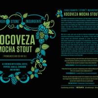 Chris Banker Stone Insurgente Xocoveza Mocha Stout Details