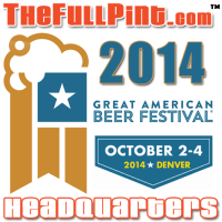 The Full Pint is Your GABF 2014 Headquarters
