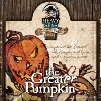 Heavy Seas Welcomes Back Great'ER Pumpkin