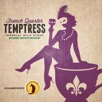 Lakewood Brewing Releases French Quarter Temptress