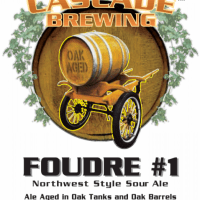 Cascade Brewing Set To Release Foudre Project #1 and Elderberry This Month