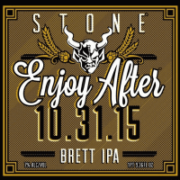 Have Enjoy By 10.31.14 IPA AND Enjoy After 10.31.15 Brett IPA Shipped to Your Door