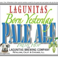 Lagunitas Born Yesterday Pale Ale - Tasting Notes