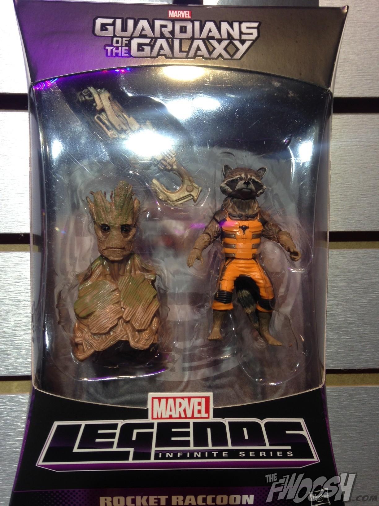 [Hasbro] Marvel Legends | Guardiões da Galaxia Photo-8