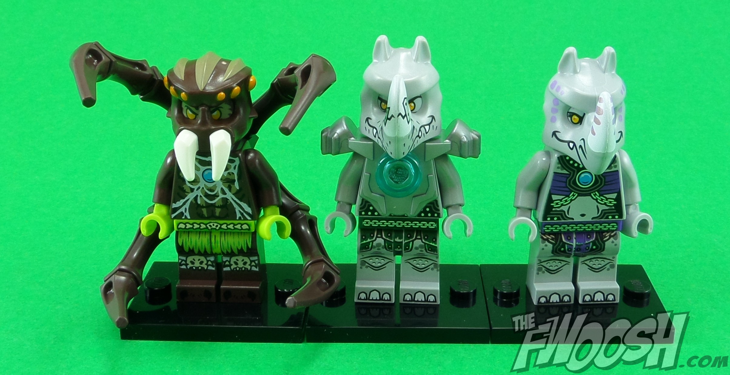 lego chima legend beast rhino - photo #5