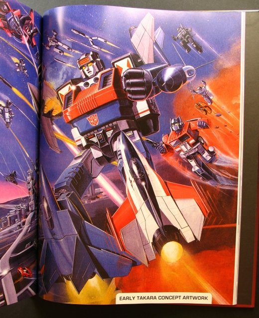 Livres Transformers — Vous Êtes le Héros, The Ark Vol 1-2 (Dessins), Vault (Archives d'Hasbro), Legacy (Arts d'Emballages), Guide (Jouets), etc - Page 2 Transformers-package-art-book-20