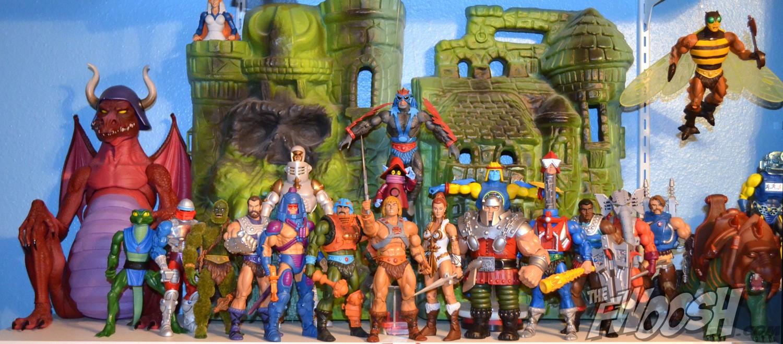 Master Universe Classics Masters-of-the-universe