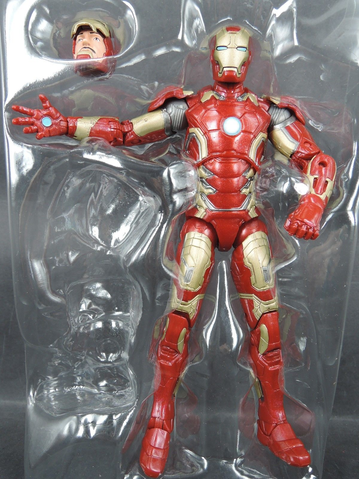 The Avengers Age of Ultron Iron Man Mark 43 Ultron Iron Man Mark 43 1