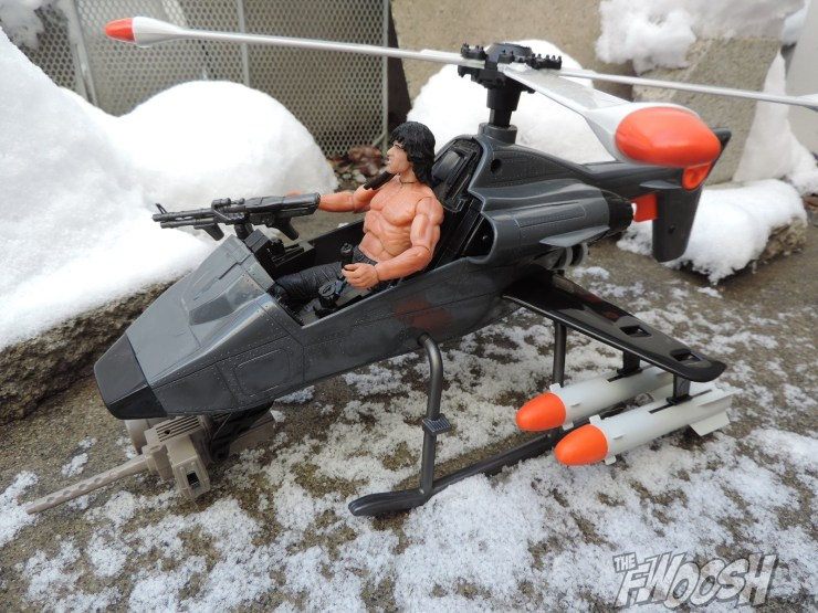Hasil gambar untuk gambar rambo helicopter