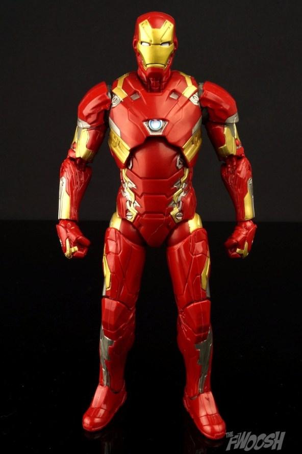 Iron Man Mark 7 Hot Toys Súper Héroes...