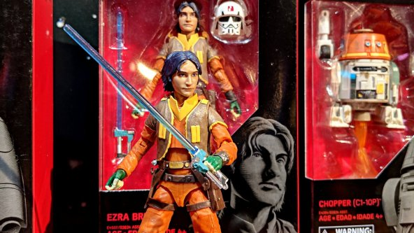 Toy Fair '19: Star Wars Reactions