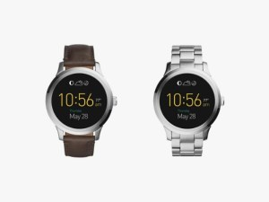 Fossil Q Founder Android Wear smartwatch now available starting at $295
