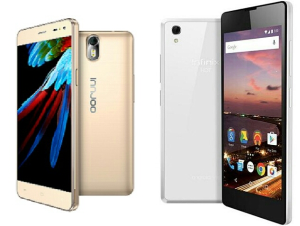 Innjoo Max 2 vs Infinix Hot 2: Specs Differences and Pricing