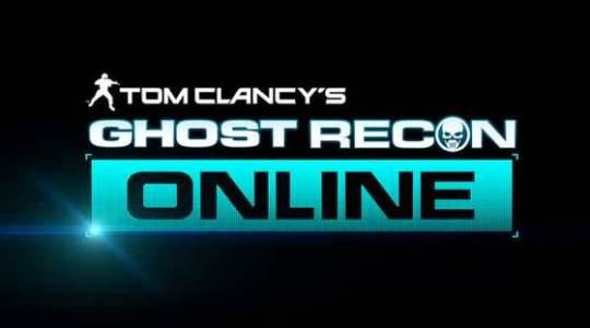 Ghost-Recon-Online-Arcade-Logo