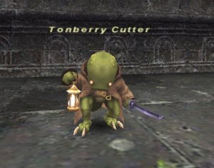Tonberry Cutter 300x236 Where have MMORPGs come from, and where are they going?