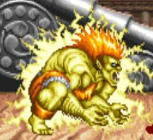 Blanka 300x273 Capcom Reveals New Characters For PS Vita & DLC for Street Fighter X Tekken