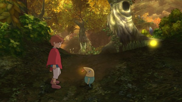 Golden Grove 02 600x337 Ni No Kuni will be Released in the US on PS3 this Winter