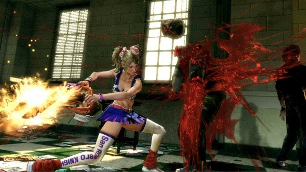 Lollipop Chainsaw 01 600x337 PAX East   Lollipop, Lollipop...Chainsaw Cuts Up Limbs Galore
