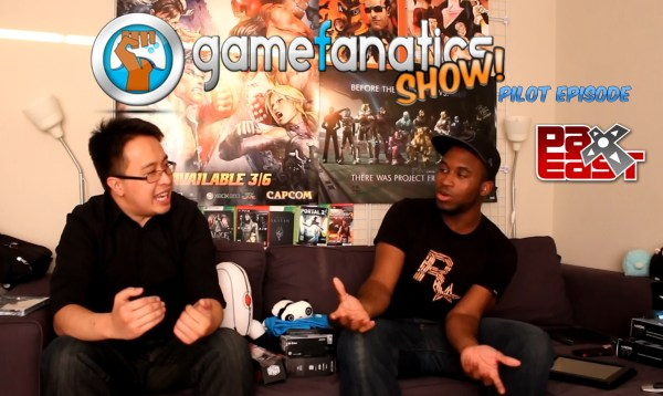 Episode 1 600x358 The Game Fanatics Show   Pilot Episode