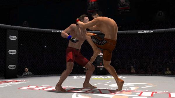 Patricky 21 E3 2012 | Bellator: MMA Onslaught
