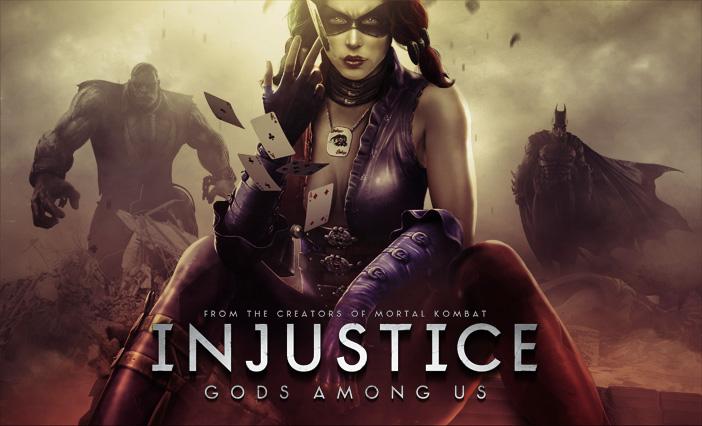 InjusticeHarley