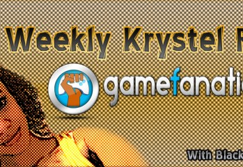 Weekly Krystel Fix
