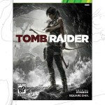 Official Tomb Raider Boxart Revealed