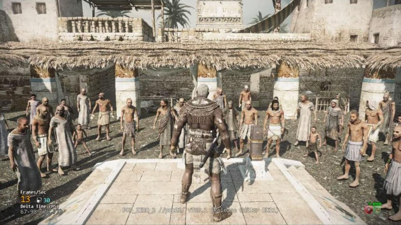 Ubisoft's 'Osiris' Trailer