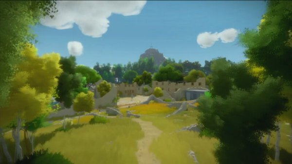 The Witness PS4 600x337 Sony Announces The PlayStation 4