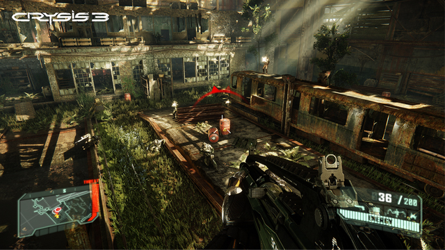 A Group Discussion On The Crysis 3 Beta
