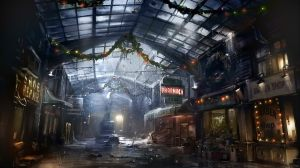 Batman Arkham Origins Concept Art (4)