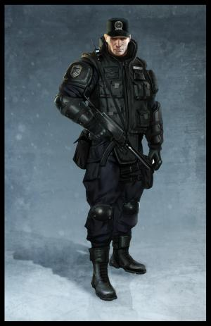 Batman Arkham Origins Concept Art (7)