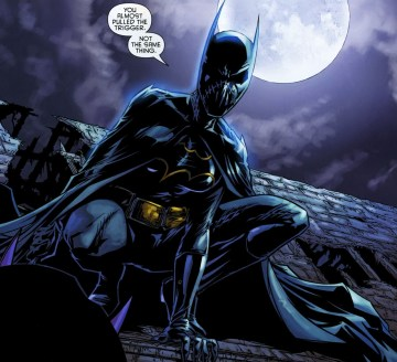 Cassandra Cain Batgirl 0021 600x547 The Fanatical Five | Characters We Want in Injustice: Gods Among Us