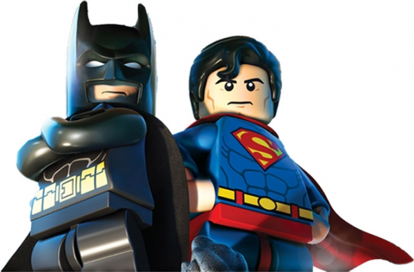 SuperLEGO The Fanatical Five | Things a Superman Game Needs to be Good