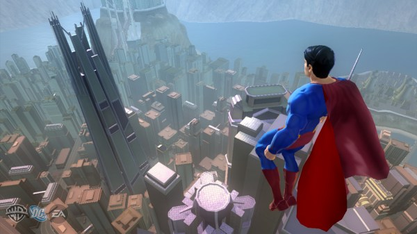 SupermanReturns 600x337 The Fanatical Five | Things a Superman Game Needs to be Good