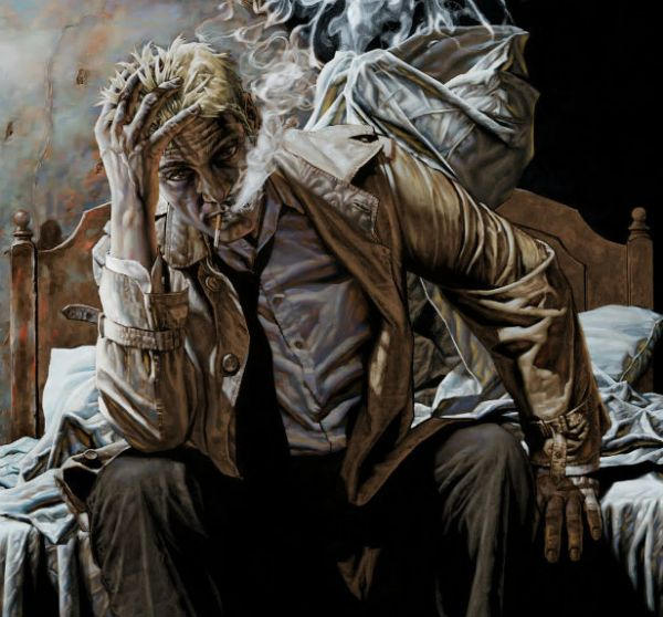 hellblazer 600x558 Fanatical Five | Comics to Read During Sagas Hiatus