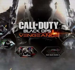 Call of Duty- Black Ops II Vengeance