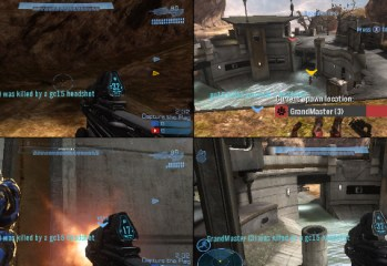 Halo Local Multiplayer