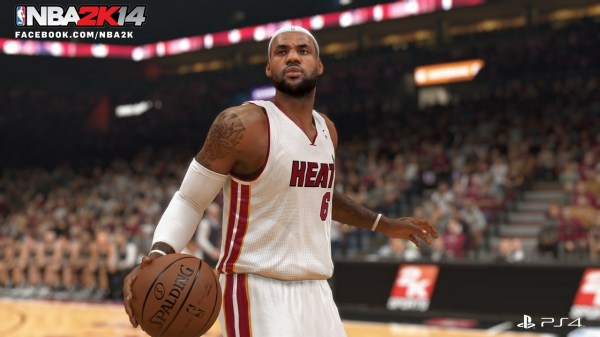 NBA 2K14 Next Gen PS4 600x337 NBA 2K14 Still Plagued With Bugs and Difficulties