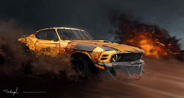 John Sidoryk's 1970 Ford Mustang