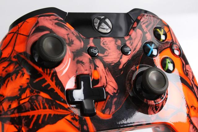 Custom Evil Controllers Xbox One Controller (4)