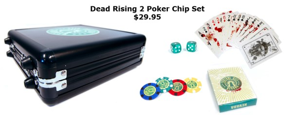 DeadRisingPoker 600x238 Fanatical Five | Gift Ideas for Horror Game Fanatics