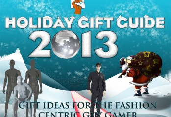 Gift Ideas for the Fashion Centric Gamer - Holiday Gift Guide