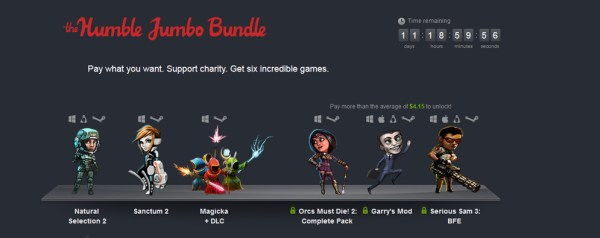 HumbleJumboBundle 600x238 Fanatical Five | Gift Ideas for Horror Game Fanatics