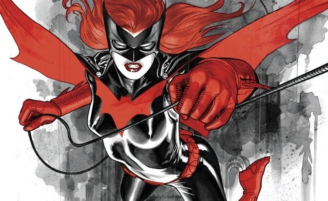 batwomanheader Comics and the Gender Gap